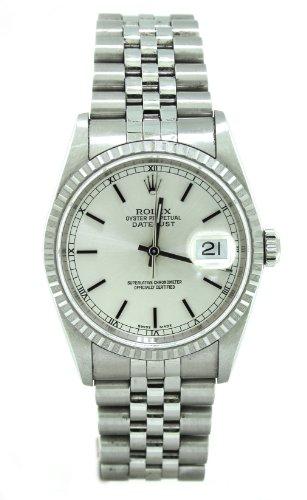 Rolex Datejust Stainless Steel Mens Watch 116200RRJ