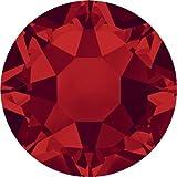 2000, 2038 & 2078 Swarovski Flatback Crystals Hotfix Light Siam