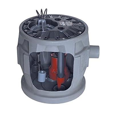 "Liberty Pumps PRO380-Series 24""x24"" Simplex Sewage Pump Alarm System P382LE41/A2"