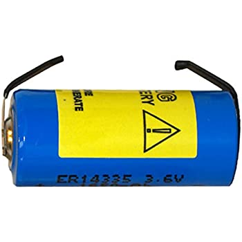 Amazon.com: 3.6 Volt ER34615 (SAFT LSH20) D Primary