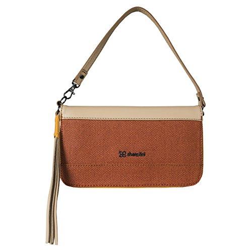 Sherpani Tai Wristlet Wallet, Copper ()