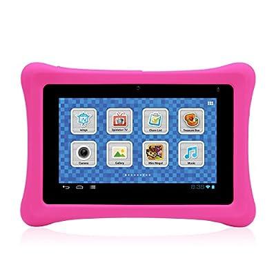Fuhu Nabi 2 Bumper For Tablet Pink Bumper-pnk-01-fa12 from Fuhu
