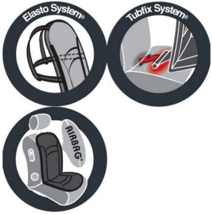 Couvre siege Avant Premium pour 1500 Standard Cab Pick-up 1 Pi/èce NOIR 2012//09-2017//12