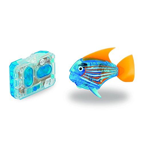 Aqua Fish (Hexbug AquaBot Remote Control Angelfish, Random Color)