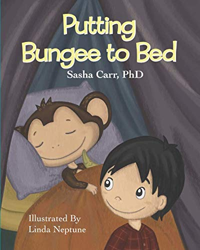 Putting Bungee to Bed (Sasha Bed)