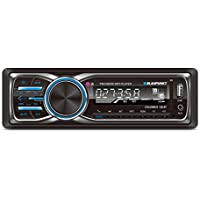 Blaupunkt MP3 and FM Stereo Receiver with Bluetooth (Black)