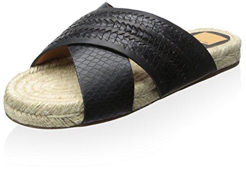 Black Sandal Espadrille 2 Women's Vita Genivee Dolce BAvPA