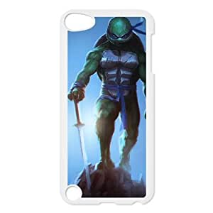 TMNT iPod 5 White Cell Phone Case GSZWLW1878 Phone Case Protective