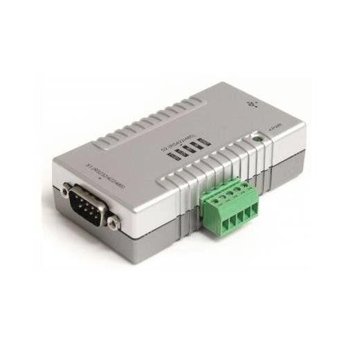 Startech.com - icusb2324852 - 2port usb to rs232 rs422 rs485serial adapter with by StarTech