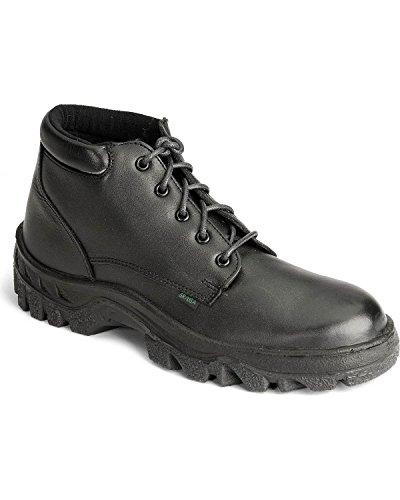 Work Shoes Made Usa - Rocky Duty Men's Modern Duty TMC,Black,11.5 M