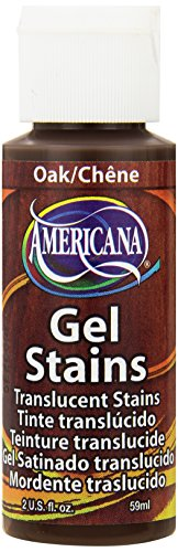 DecoArt DS30-3 Americana Gel Stains Paint, 2-Ounce, -
