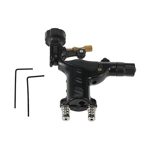 Anself Dragonfly Rotary Tattoo Machine Tattoo Motor Shader & Liner Tattoo Machine Tattoo Body Art (Machine Dragonfly)