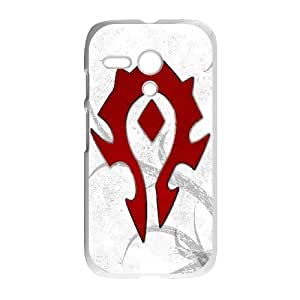Scholarly Cottage Order Case World of Warcraft For Motorola G LL9WL791936
