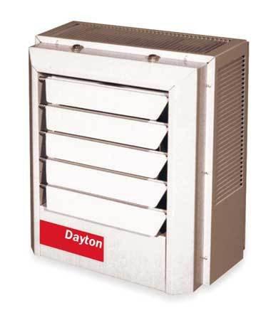 Dayton Electric Unit Heater, Vertical or Horizontal, Voltage 480, 50.0 kW, 3 Phase - 2YU81 (Units 480)