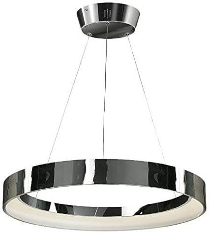 Schuller 152457 Cronos tamaño grande LED lámpara de techo ...