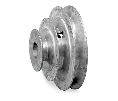 3 516 - Diameter 3 Step Pulley 12 - 58 Fixed Bore - Die Cast by Congress