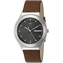 SWATCH Pain D Epices Grey Dial Unisex Watch YGS778
