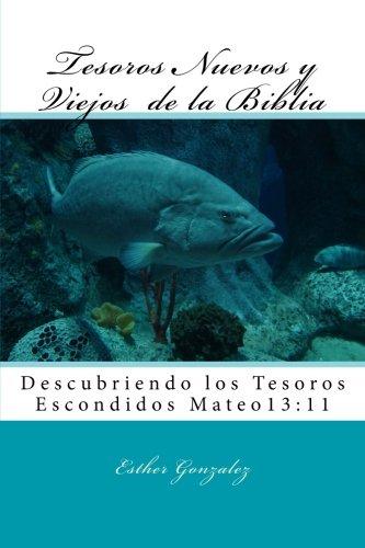 Tesoros Nuevos y Viejos  de la Biblia (Spanish Edition) [Esther E Gonzalez] (Tapa Blanda)
