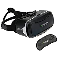 Docooler VR SHINECON 2.0 Lunettes 3D VR Box Casque Movie Game w / SH-B01 Bluetooth 3.0 à distance VR Contrôle Gamepad Universel pour Android iOS Windows Smart Téléphones au sein de 4,7 à 6,0 pouces