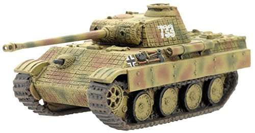 German  Panther G by Battlefront Miniatures
