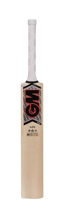 GM Mana 606 English Willow Cricket Bat Size 5