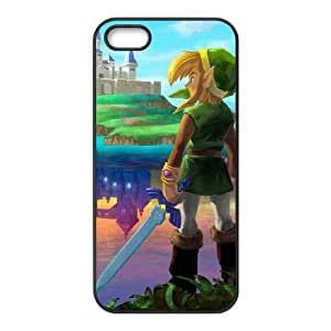 The Legend of Zelda A Link Between Worlds iPhone 5 5s Cell Phone Case Black 53Go-268222