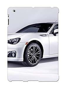 Hot Tpu Cover Case For Ipad/ 2/3/4 Case Cover Skin - 2013 Subaru Brz