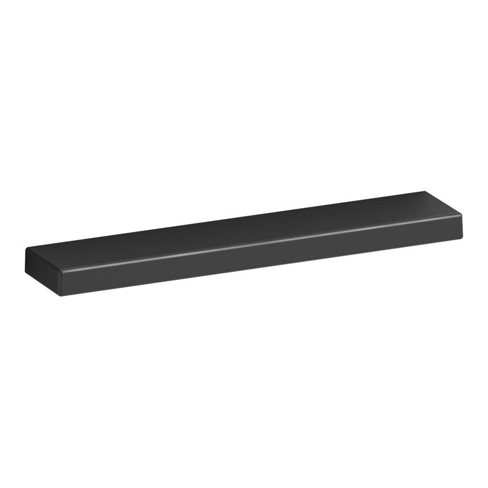 Black KOHLER K-99688-HF3 Jute Bar Pull