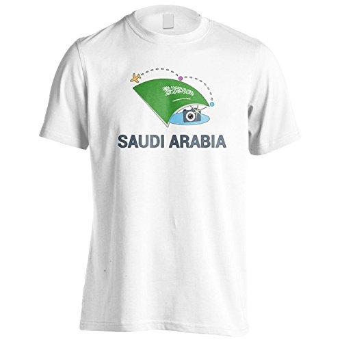 Neue Saudi Arabien Foto Reise Herren T-Shirt m435m