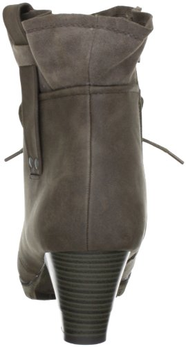 Fashion Halbstiefel 98043 42 Rieker Damen Maus 42 amp; Grau Maus Stiefeletten BgxwBUqT