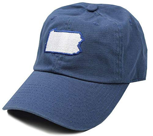 STATE TRADITIONS PA Happy Valley Gameday Hat in Navy