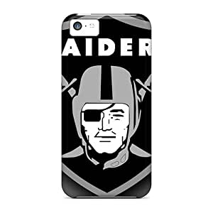 New Oakland Raiders Tpu Case Cover, Anti-scratch TTv3316toDd Phone Case For Iphone 5c by lolosakes