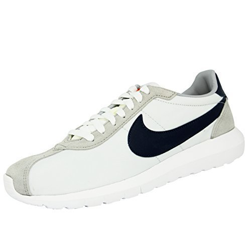 huge selection of a5212 7fc68 nike roshe LD-1000 QS mens trainers 802022 sneakers shoes (US 11, pure  platinum obsidian wolf grey safety orange 002)