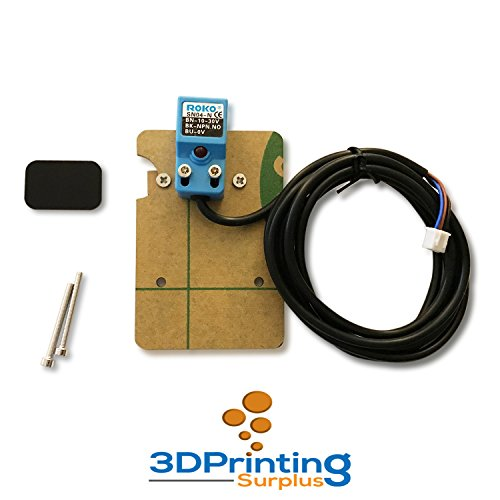 New Arrival Auto Leveling Position Sensor for Anet A8 Prusa i3 3D Printer RepRap Includes Mounting Plate and Screws