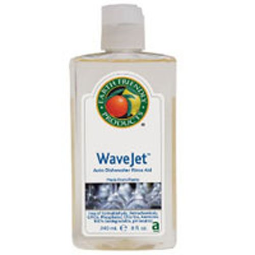 Earth Friendly Wave Jet Rinse Aid - 8 fl oz - 1 Pack ()