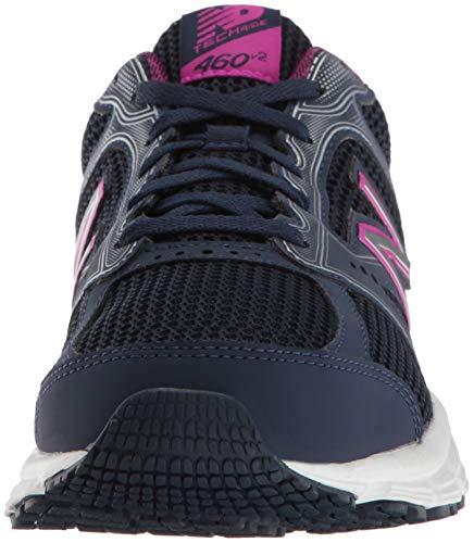 Navy W460v2 Balance pink Running Donna New Scarpe w1XxOw4