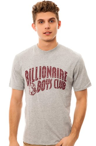 Billionaire Boys Club Men's Classic Arch Tee Extra Extra Large Grey