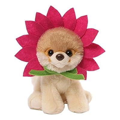 "GUND Itty Bitty Boo #030 Daisy Dog Stuffed Animal Plush, 5"": Toys & Games"