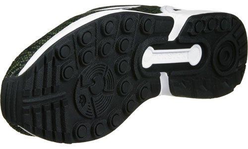 adidas Zx Unisex Flux Negro Zapatillas Oliva rzdrAq