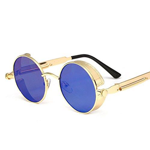 03 Sol 11 Pareja De Retro Sol De Gafas Gafas Protector Ronda Mujeres Solar Gafas Conducción wIqaf6aOy