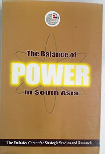 The Balance of Power in South East Asia.
