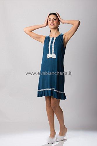 Boot Shirtkleid Leidiro U langarm Kleid Panna Etuikleid creme Abito g58q561