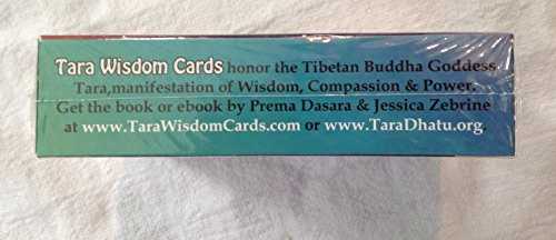 Tara Wisdom Cards by Zebrine Gray Arts & Media (Image #7)