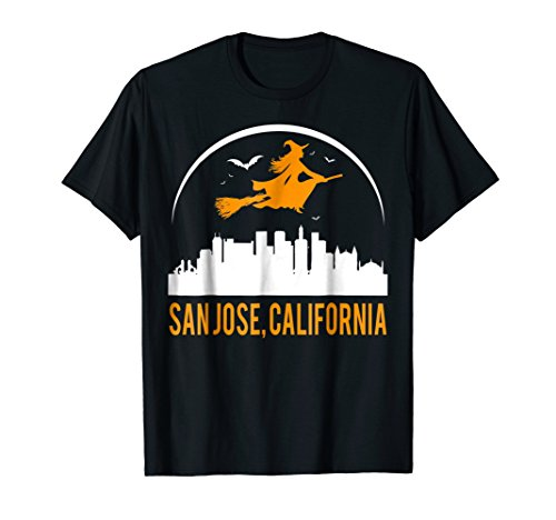 Witch Of California Capital San Jose Cool Funny T-shirt -