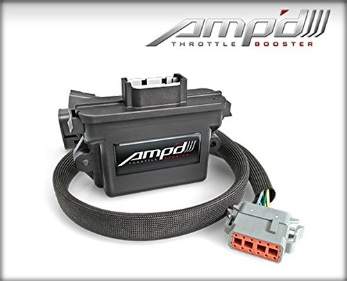Superchips 18852 AMPd Throttle Booster 3 Settings AMPd Throttle Booster