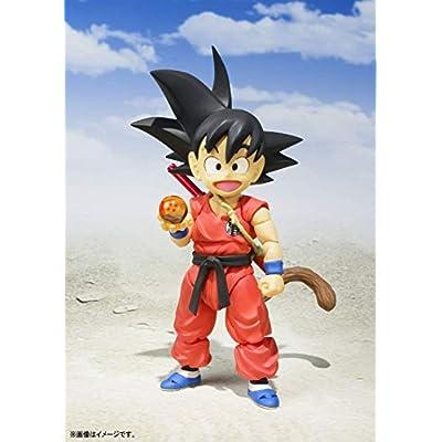 Dragon Ball Kid Goku SH Figuarts Action Figure: Toys & Games
