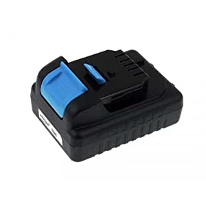 Batería recargable para Dewalt inspektionslamera DCT410S1, 12V, Li-Ion [batería herramienta electroportátiles]