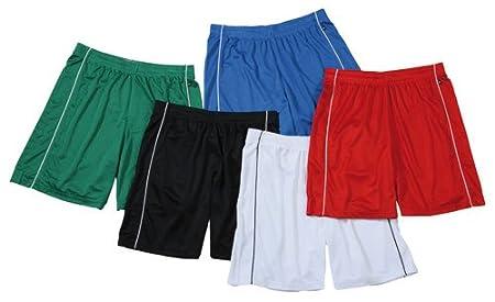 Basic Team Shorts Junior/James & Nicholson (JN 387k) XS S M L XL XXL
