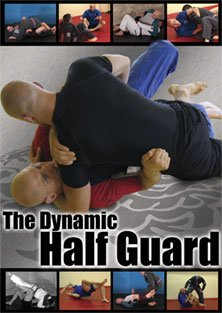 Grapplearts The Dynamic Half Guard - Volume 2 of Dynamic Guard Sweeps from Grapplearts