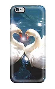 Hot New Animals Falling In Love Case Cover For Iphone 6 Plus With Perfect Design